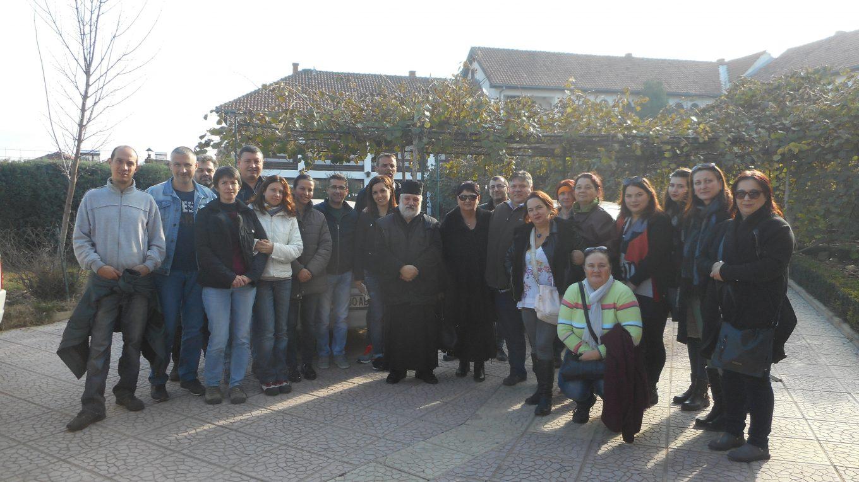 Първа среща по проект Трансграничен център за забавления