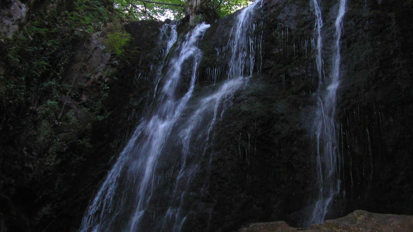 Koleshinski Waterfalls, North Macedonia