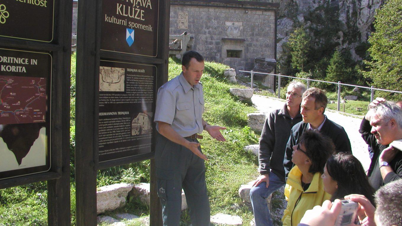 Study visit to Triglav NP, Slovenia