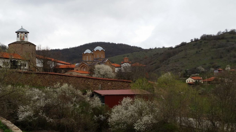 Lesnovo Monastery, North Macedonia