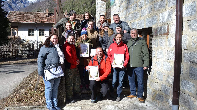 Новите водачи в защитените територии на България